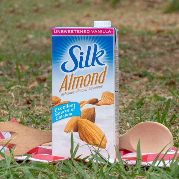 Leche de almendra Silk