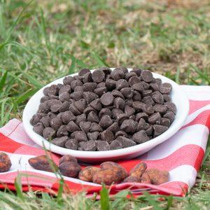 Chips de chocolate semi amargo